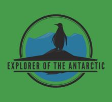 Explorer of the Antarctic Kids Clothes
