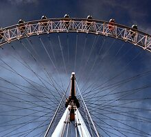 The London Eye by Peter Rivron