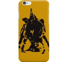 Five Against One iPhone Case/Skin