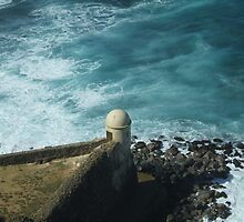 San Juan Puerto rico  the fort by windrider