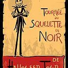 Squelette en Noir by ChicoDesigns