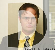 The Office US Dwight K. Schrute  by jamiehamay