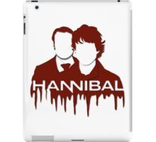 Hannibal iPad Case/Skin