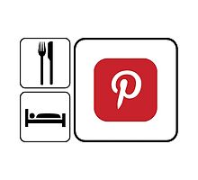 Food Sleep Pinterest by Pixelchicken