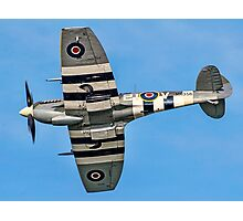 BBMF Spitfire LF.IXc MK356/21-V Photographic Print