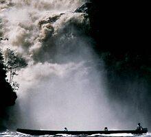 Water Falls in Canaima - Venezuela by karmos