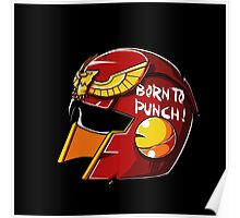 Born to Punch Poster