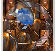 Tubes and Spheres by Kerry Randolph