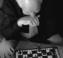 Chess Master.. by Basia McAuley