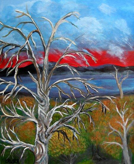 The tree by cruserart