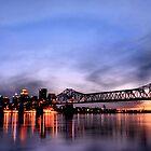 Blues In Louisville by ladywings