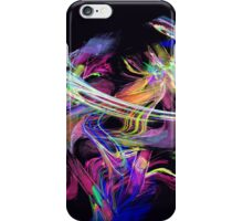 Apophysis Fractal 31 iPhone Case/Skin