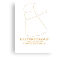 Kasterborous Constellation Canvas Print