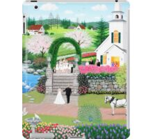 A Walk with My Father iPad Case/Skin