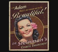 BioShock – Dr. Steinman's Cosmetic Enhancement Poster by PonchTheOwl