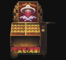 BioShock – El Ammo Bandito Vending Machine by PonchTheOwl