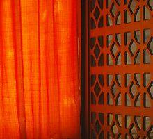 Tangerine Screen by GreenTara