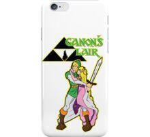 Ganon's Lair iPhone Case/Skin