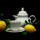Tea Time! by jerry  alcantara