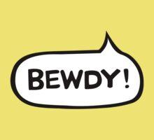 Australian Slang-Bewdy by MrRock