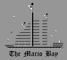 The Mario Bay (Print Version) by Rodrigo Marckezini