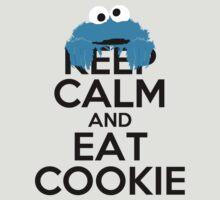Keep Calm and Eat Cookie by Zahaidies