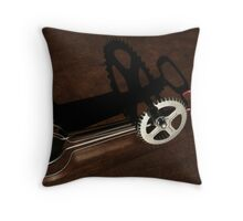 just another whisk Throw Pillow