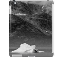 A lone Iceberg iPad Case/Skin