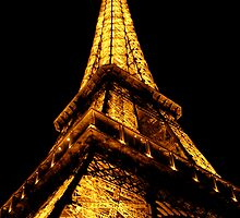 Eiffel Tower by Larry Glick