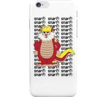 SNARF iPhone Case/Skin
