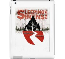 Blood Drip SWS iPad Case/Skin
