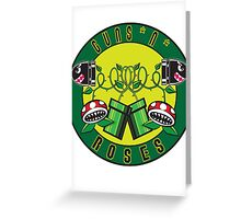 Appetite for Destruction Greeting Card