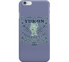 Yukon Prospecting and Bumble Reforming iPhone Case/Skin