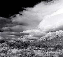 Desert Storms by John  De Bord Photography