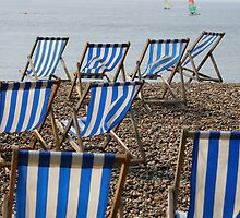 deckchairs by Debbie Lias