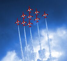 Red arrows by PeteG