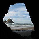 Ocean Cave by Dan Jesperson