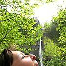 Tana's Falls by Dan Jesperson