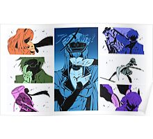 Akame ga Kill! Jeagers Poster