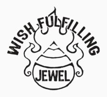 Wish Fulfilling Jewel by kimbal