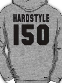 Hardstyle Football (Black) T-Shirt
