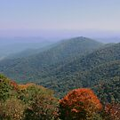 Blue Ridge Parkway by jstoeber