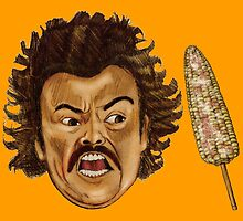 Get That Corn Out Of My Face by Omar  Mejia
