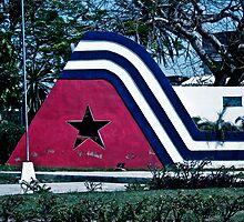 La Bandera by JaneTara Oliver