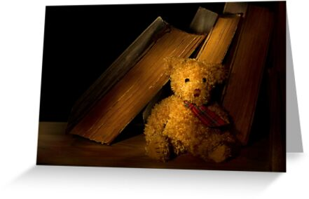 Teddy '36 by Peter Zentjens