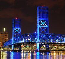 Main Street Bridge by Michelle Constantin