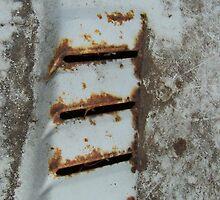 Rusty Slots by Craig Watson