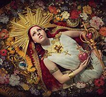 MARY by jamari  lior