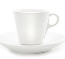 white cup by bashta