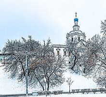 Archangel Michael Church by luckypixel